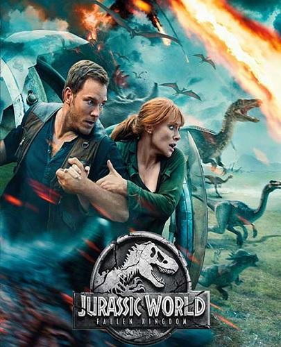 دانلود دوبله فارسی فیلم اکشن دنیای ژوراسیک Jurassic World 2015