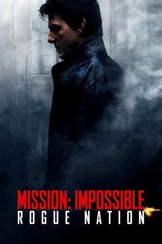 دوبله فارسی فیلم ماموریت غیر ممکن Mission Impossible Rogue Nation