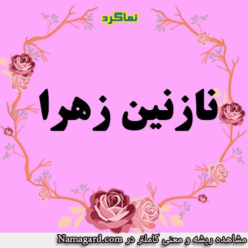 معنی اسم نازنین زهرا – معنی نازنین زهرا – نام زیبای دخترانه عربی
