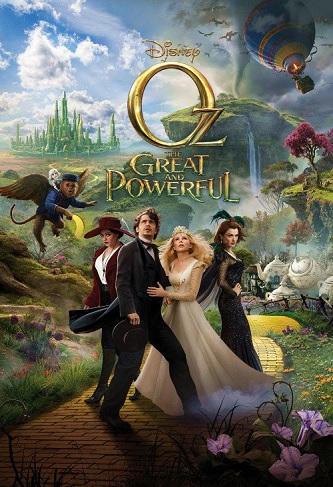 دانلود دوبله فارسی انیمیشن Oz the Great and Powerful 2013