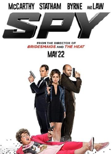 دانلود دوبله فارسی فیلم سینمایی جدید جاسوس Spy 2015