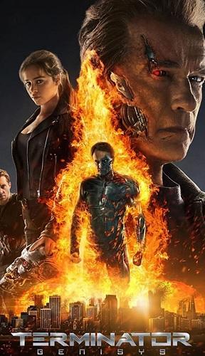 دانلود دوبله فارسی فیلم ترمیناتور Terminator Genisys 2015