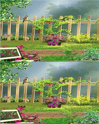 ۲ تست هوش تصویری اختلاف تصاویر برای زیرک ها (۱۹)!!!! + جواب