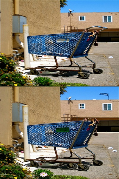 ۲ تست هوش تصویری پیدا کردن اختلاف بین تصاویر (۲۴) + جواب