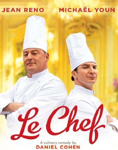 دانلود رایگان دوبله فارسی فیلم کمدی سرآشپز Le Chef 2012