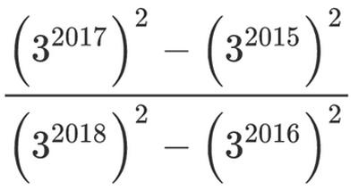 تست هوش ریاضی حل کسر برای نابغه ها !!! + جواب