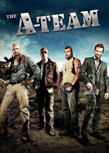 دانلود دوبله فارسی فیلم سینمایی گروه آ The A-Team 2010
