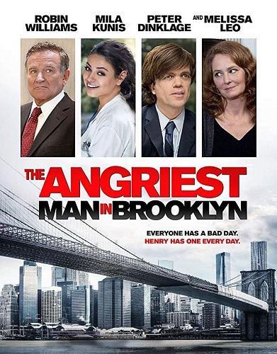 دانلود رایگان دوبله فارسی فیلم The Angriest Man in Brooklyn 2014