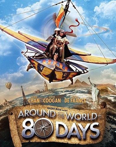 دانلود فیلم دور دنیا در 80 روز Around the World in 80 Days 2004