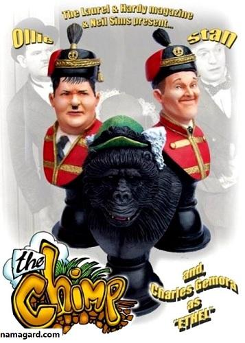 دانلود رایگان دوبله فارسی فیلم شامپانزه The Chimp 1932