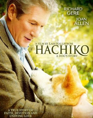 دانلود رایگان زبان اصلی فیلم خارجی Hachi: A Dogs Tale 2009
