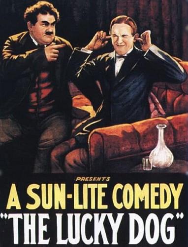 دانلود رایگان زبان اصلی فیلم سگ خوشبخت The Lucky Dog 1921