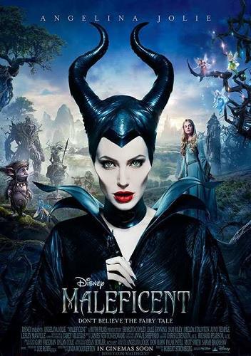 دوبله فارسی فیلم زیبای افسون گر شرور و زیبای خفته Maleficent 2014