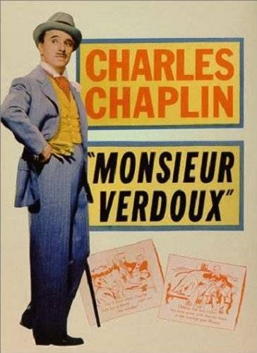 دانلود دوبله فارسی فیلم موسیو وردو Monsieur Verdoux 1947