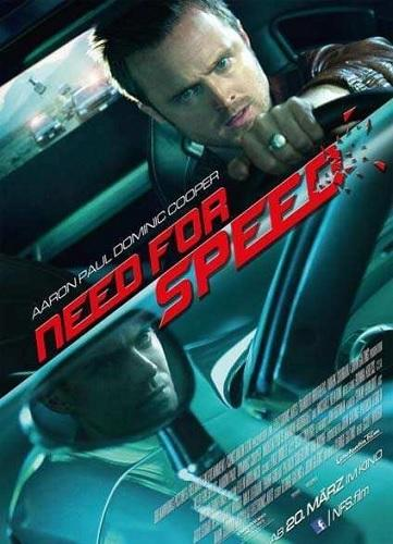 دانلود دوبله فارسی فیلم جنون سرعت Need for Speed 2014