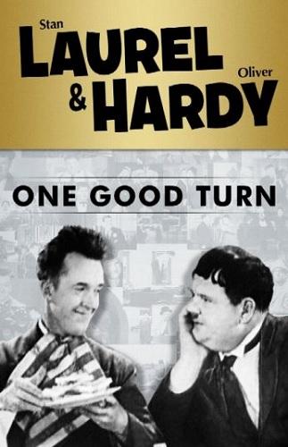 دانلود دوبله فارسی فیلم یک حرکت صحیح One Good Turn  1931