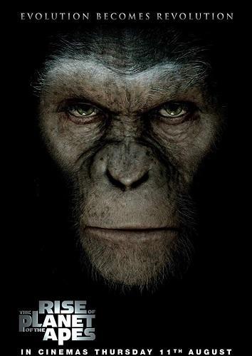 دانلود رایگان فیلم سینمایی Rise of the Planet of the Apes 2011