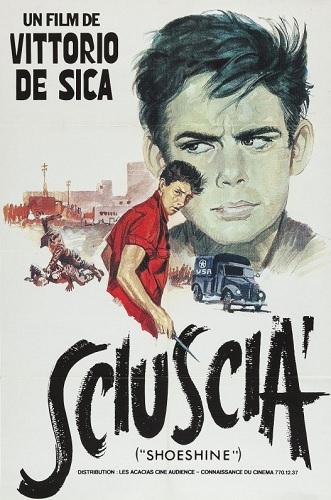 دانلود رایگان دوبله فارسی فیلم مستند واکسی Sciuscia 1946