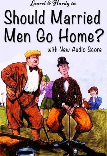 دانلود رایگان زبان اصلی فیلم Should Married Men Go Home 1928