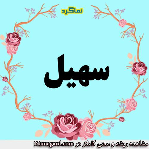 معنی اسم سهیل – معنی سهیل – نام زیبای پسرانه عربی