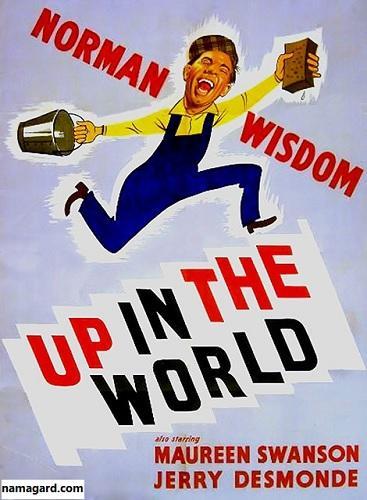 دانلود رایگان فیلم سینمایی شیشه پاککن Up in the World 1956