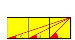 تست هوش تصویری روابط زاویه ها برای تیزهوش ها! + جواب