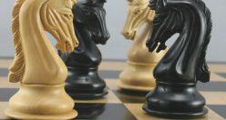معمای سخت حرکت اسب در شطرنج برای تیزهوش ها + جواب