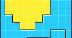تست هوش تصویری اشکال جالب و سرگرم کننده + جواب