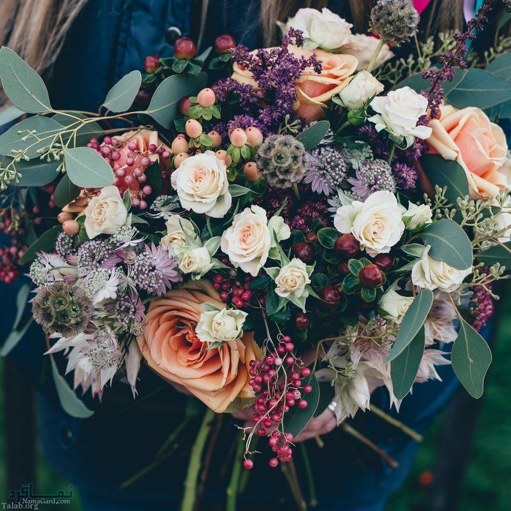 عکس پروفایل گل خاص