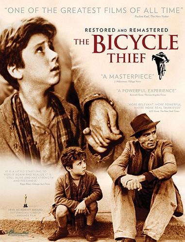 دانلود دوبله فارسی فیلم سینمایی دزد دوچرخه Bicycle Thief 1948