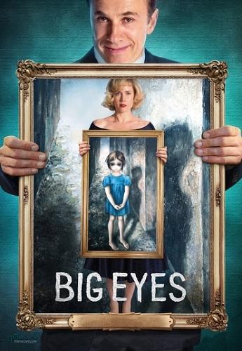 دانلود دوبله فارسی فیلم سینمایی چشمان بزرگ Big Eyes 2014