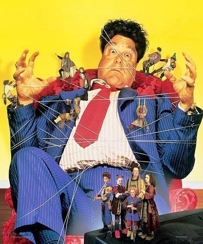 دوبله فارسی فیلم سینمایی قرض کنندگان The Borrowers 1997