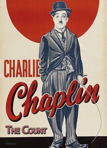 دانلود فیلم کوتاه کمدی چارلی چاپلین با نام کنت The Count 1916