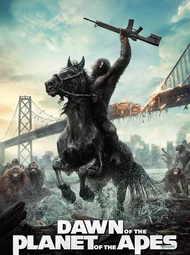 دانلود رایگان فیلم سینمایی Dawn of the Planet of the Apes 2014