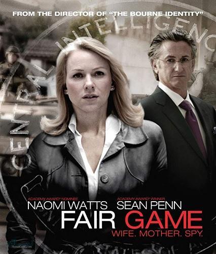 دانلود رایگان دوبله فارسی فیلم بازی عادلانه Fair Game 2010