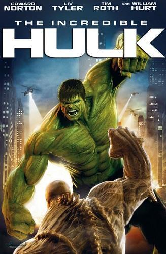 دوبله فارسی فیلم هالک شگفتانگیز The Incredible Hulk 2008
