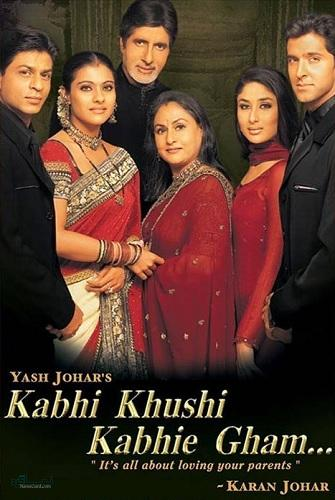 دانلود دوبله فارسی فیلم هندی Kabhi Khushi Kabhie Gham 2001