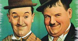دوبله فارسی فیلم کمدی The Laurel-Hardy Murder Case 1930