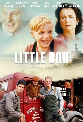 دانلود دوبله فارسی فیلم سینمایی پسر کوچولو Little Boy 2015