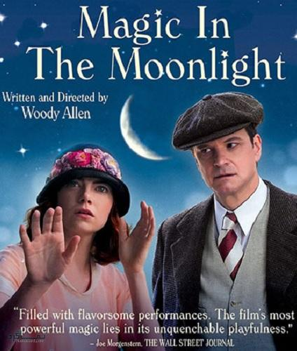 دانلود دوبله فارسی فیلم سینمایی Magic in the Moonlight 2014