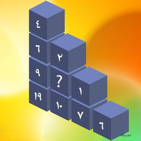 تست هوش ریاضی خیلی آسان برای پیدا کردن عدد مجهول مکعب + جواب