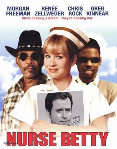 دانلود دوبله فارسی فیلم خارجی پرستار بتی Nurse Betty 2000