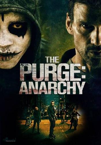 دانلود دوبله فارسی فیلم سینمایی The Purge: Anarchy 2014