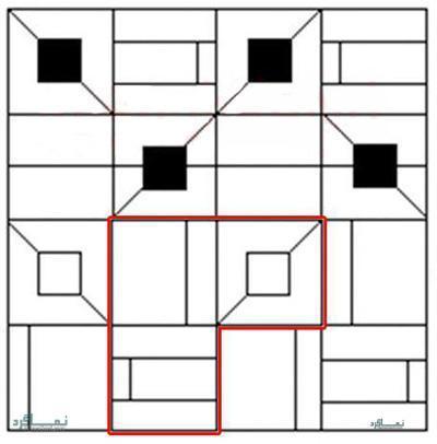 تست هوش سخت و پیچیده حدس گزینه صحیح (09) + جواب