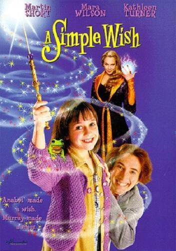 دانلود زبان اصلی فیلم یک آرزوی ساده A Simple Wish 1997