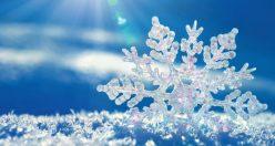 معماهای شگفت انگیز دانه های برف + جواب