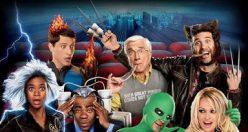 دانلود رایگان دوبله فارسی فیلم ابرقهرمان Superhero Movie 2008