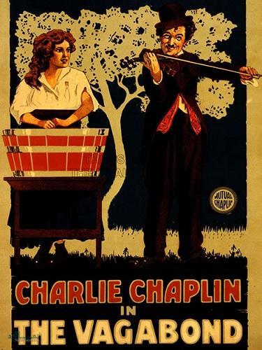 دانلود فیلم کوتاه کمدی خانه به دوش The Vagabond 1916