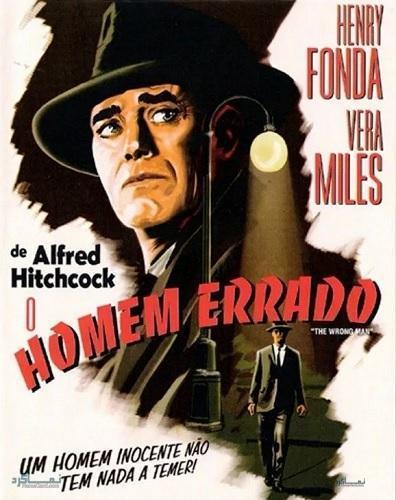 دانلود رایگان فیلم سینمایی مرد عوضی The Wrong Man 1956