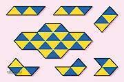 3 معمای تصویری جالب برای نابغه ها (02) - معما 2
